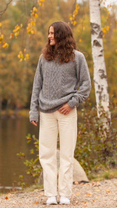 HENRIK slim fit genser ⋆ Merete Dèhn
