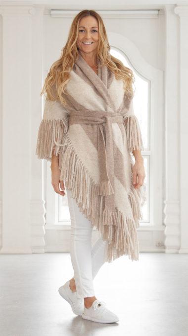GRACE shawl by Merete Dèhn