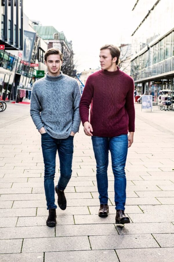 Henrik sweater/genser