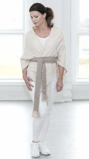 HOPE shawl by Merete Dèhn